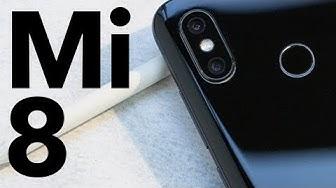 Xiaomi MI8 im Test | deutsch