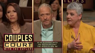 Woman Thinks Boyfriend Is Cheating With In-Law After Call Log (Full Episode) | Couples Court