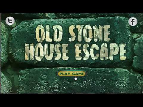 Old Stone House Escape - Walkthrough
