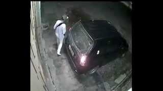 rekaman cctv pencurian di ruko jalan riau ujung pekanbaru