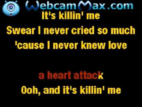Trey Songz   Heart Attack  karaoke