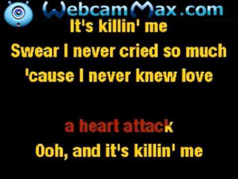Trey Songz   Heart Attack  karaoke