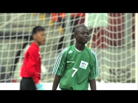 China - Senegal - Highlights - Danone Nations Cup 2012