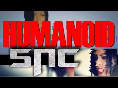 SNOWCRASH// HUMANOID (Official VideoClip)
