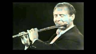 J. S. Bach - Sonata Flute & Harpsichord BWV 1020 By Jean-Pierre Rampal (Full HD)