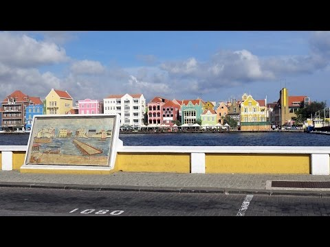Willemstad - Curacao 4K