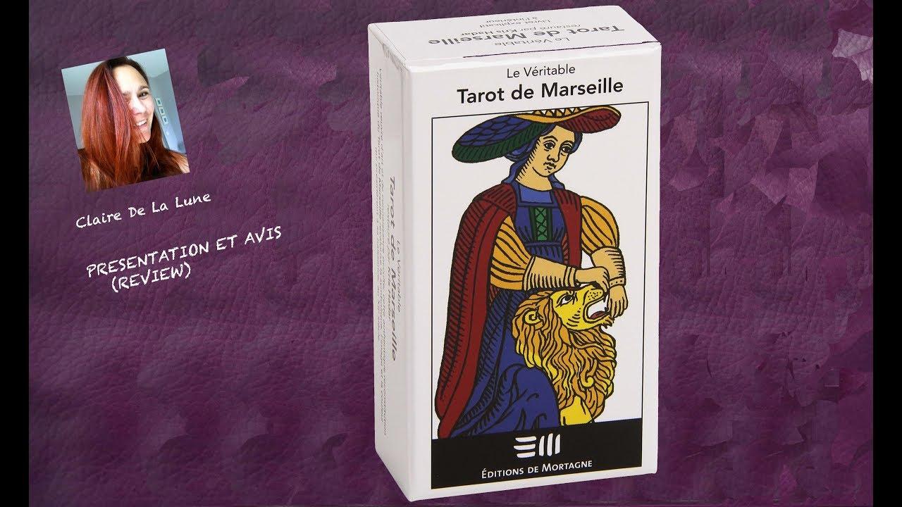 Le tarot de Marseille de Kris Hadar (review, video) - YouTube e490a998e4df