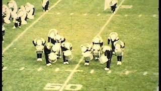 Ohio University Marching Band - 1971 Halftime