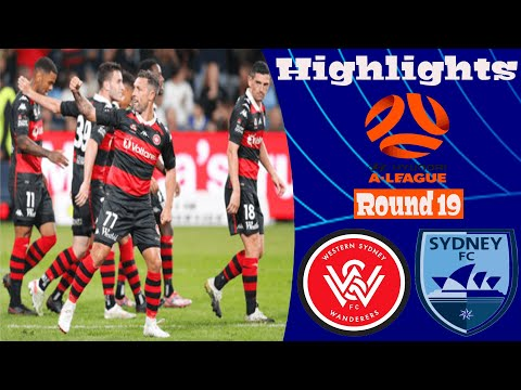 Western Sydney Wanderers Sydney Goals And Highlights
