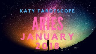 Aries A Big Change Coming Watch Out! January 2018 Tarot Reading