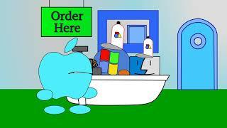 SpongeBob MacPants #7 – Squidward Makes a Lame Joke