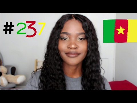 I AM FROM CAMEROON | When they don't know your country