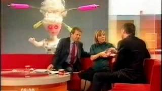 THE MODIFIED TOY ORCHESTRA - BBC 1 Breakfast News, December 2008