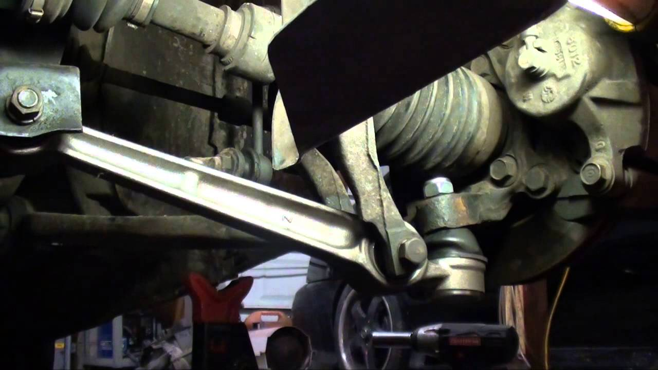 Mitsubishi Eclipse Lower Lateral Control Arm Replacement