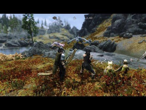 Skyrim SE Mods PC - Monster Hunting