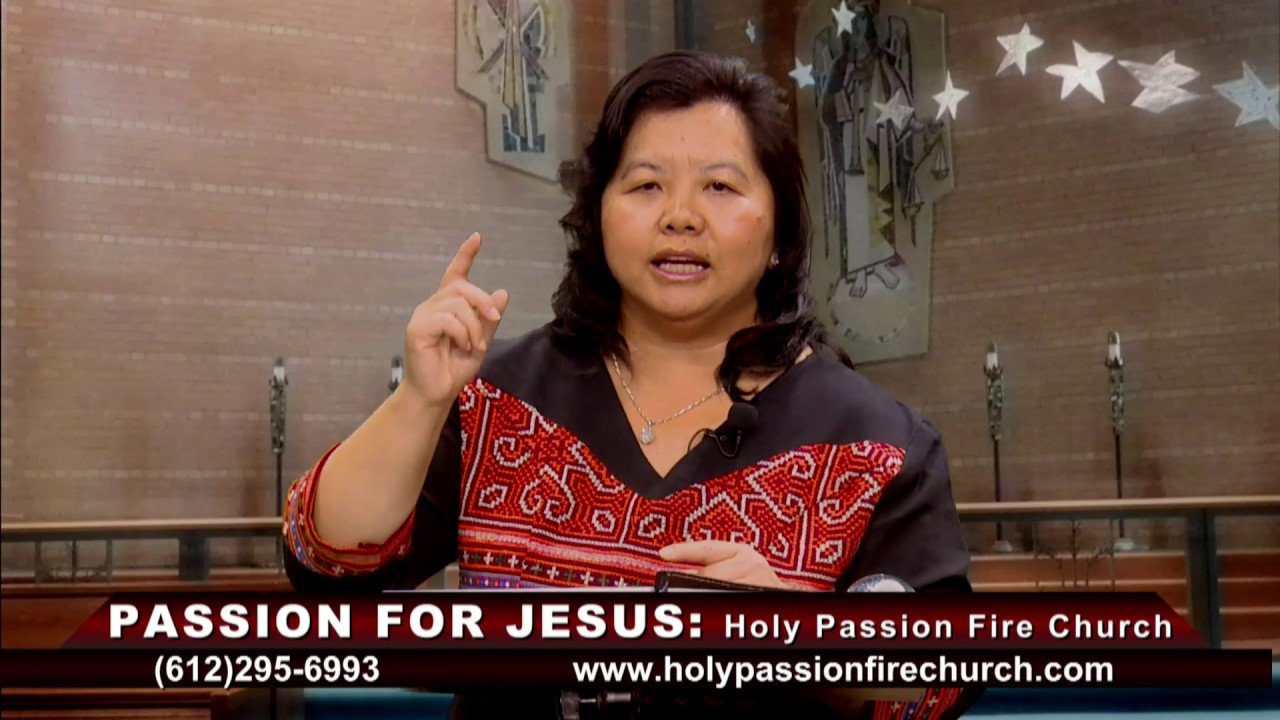 HOLY PASSION FIRE: How the church can live in victory with Pastor Phua Xiong.