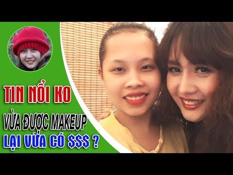 Saigon travel   TIN NỔI KHÔNG vừa được Make up vừa lại có tiền   Cuộc sống Sài Gòn