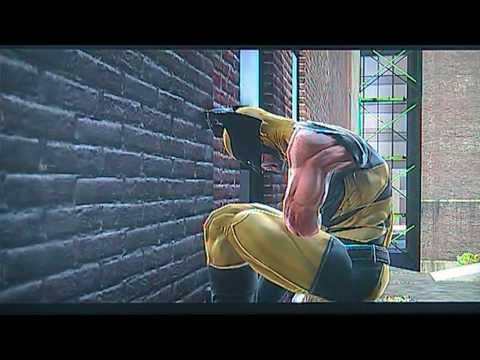 Vidéo Spider-man : Le Règne des Ombres — rôle de Wolverine