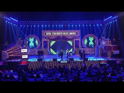 Jaani | B Praak | Urban Singh Crew | Live Performance | Royal Stage Radio Mirchi Awards
