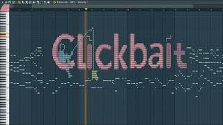 What ClickBait Sounds Like - MIDI Art
