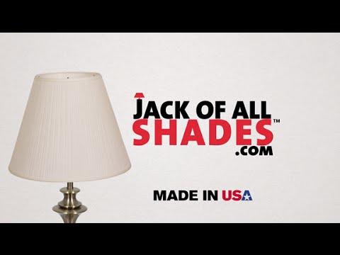Jack of All Shades - American Made Lampshades