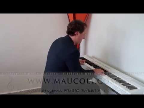 Arthur's Theme (Christopher Cross) - Original Piano Arrangement by MAUCOLI
