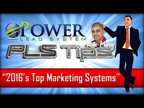 #69: Manny Lopez Compares 2016's Top Marketing Systems | PLS Tips with Manny