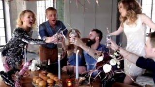 OsobennoVkusno  Industrial wedding Daria+Aleksey