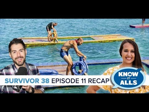 Survivor Know-It-Alls LIVE Ep 11 - April 24, 2019
