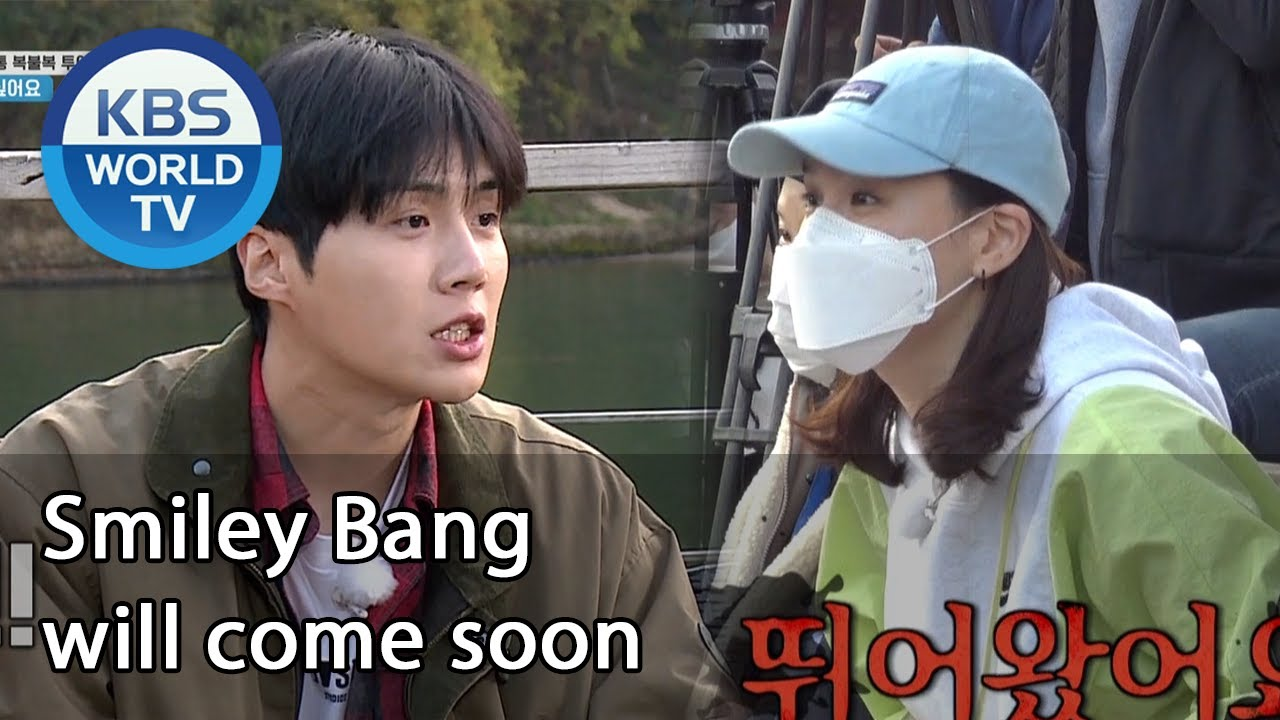 Smiley Bang will come soon [2 Days & 1 Night Season 4/ENG,MAL,CHN/2020.11.22]