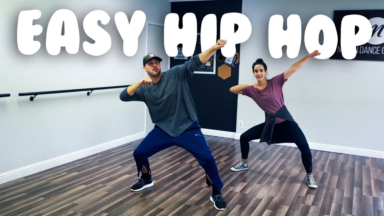 Beginner Hip Hop I Ballerina Learns Hip Hop @MissAuti