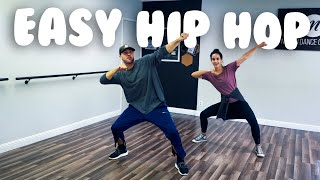 Beginner Hip Hop I Ballerina Learns Hip Hop @MissAuti