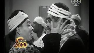 بالفيديو- نجل الشاويش عطية يكشف: إسماعيل يس لم يزر والدي في مرضه ولم يحضر جنازته