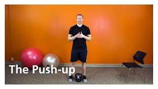 The Push-up - An exercise to build upper body muscles