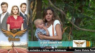 El vuelo de la Victoria | Avance 23 de octubre | Hoy - Televisa