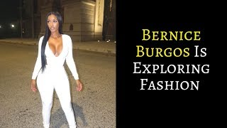 💚🌻WATCH | Bernice Burgos Is Exploring Fashion But The T I  And Tiny Drama Is Never Too Far