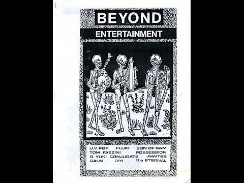 Various Artists - Beyond Entertainment - Final Image - 1984