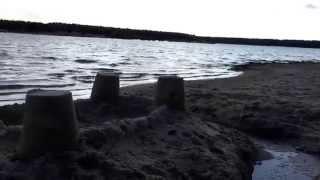 Strand vom Oostappen Ferienpark Parelstrand