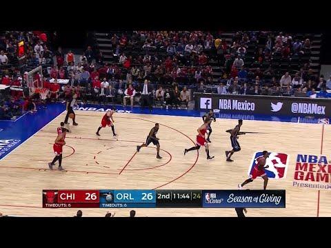 2nd Quarter, One Box Video: Orlando Magic vs. Chicago Bulls