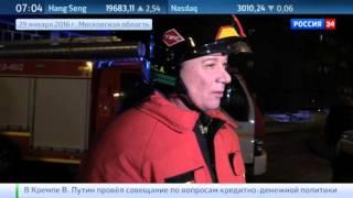 Чтобы справиться с пожаром на складе в Ногинске потребовались сутки.(, 2016-01-30T11:55:54.000Z)