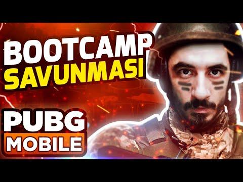 BOOTCAMP SAVUNMASI !! - PUBG Mobile