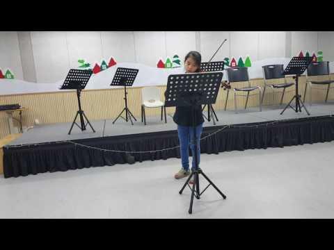 Mozart violin concerto no 3