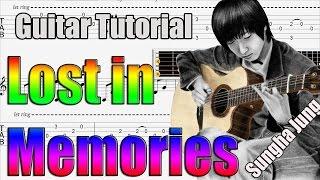 Lost In Memories Guitar Tutorial - Easy Guitar Songs for Beginners - How To Play Guitar Songs