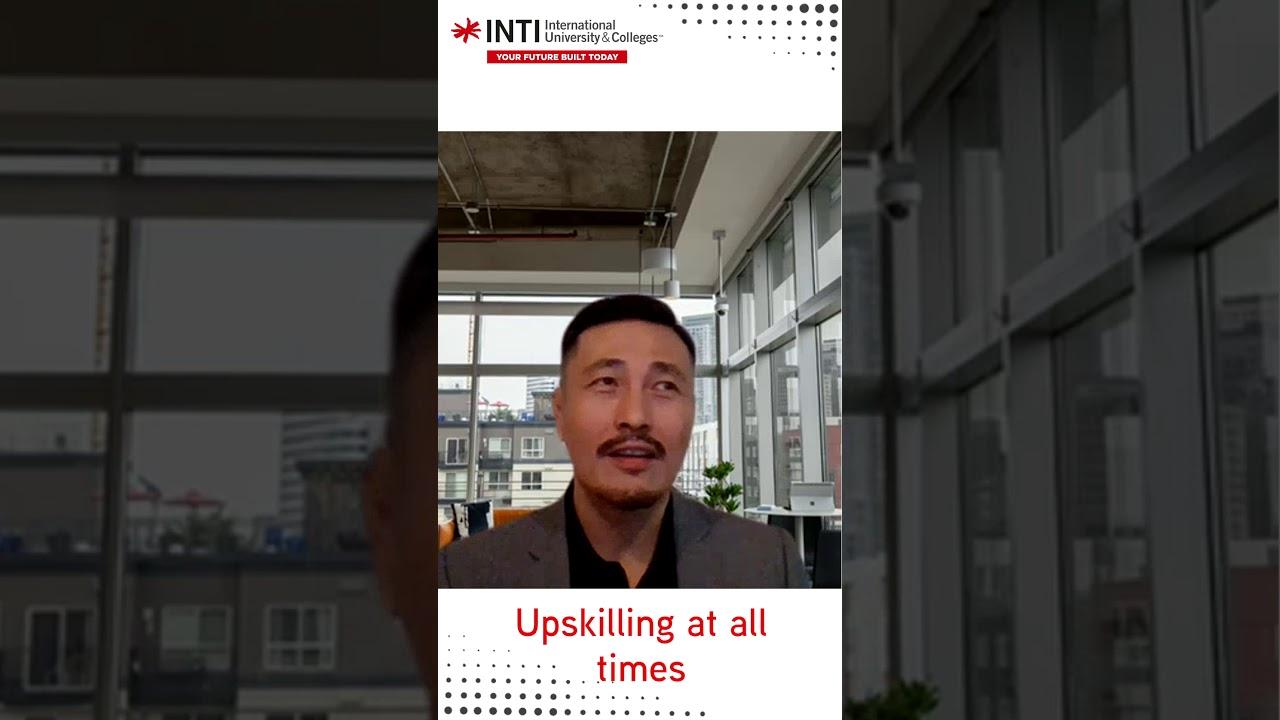 #INTIFacultyHighlight: Dr. Alex Ng (INTI International University, Nilai)