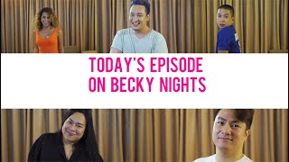 Becky Nights 2.0 Episode 1 (With insta-famous BOYS of Instagram) Part 1