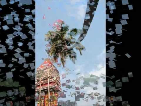 Thevallykkuthira Song ,Thrikkadavoor temple fest