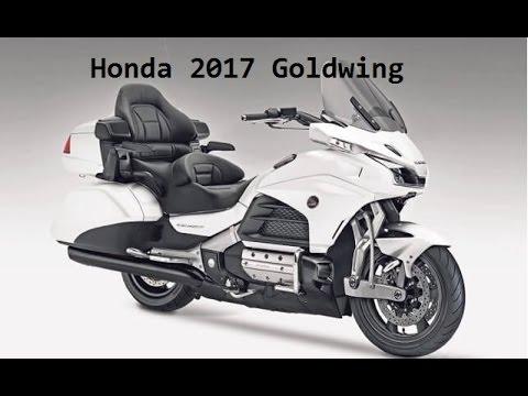 Honda Goldwing 2017 Engine Specs