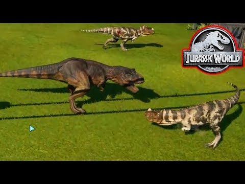 SANDBOX MODE! - Jurassic World Evolution #11