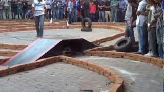 POWER DRIFT, Cognizance 2013, IIT Roorkee
