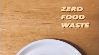 Zerowaste 음식물쓰레기 줄이는 방법 #short…